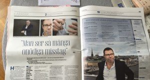Peter Eriksson Dagens Media