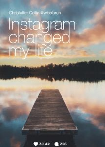 instagram changed my life wisslaren omslag